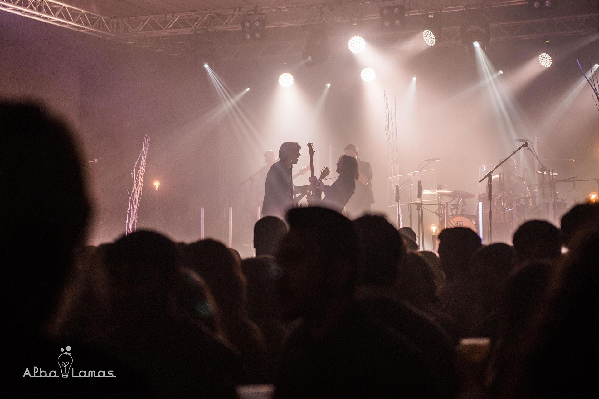 Serginho Moreira, concert Maldita Nerea Bilbao