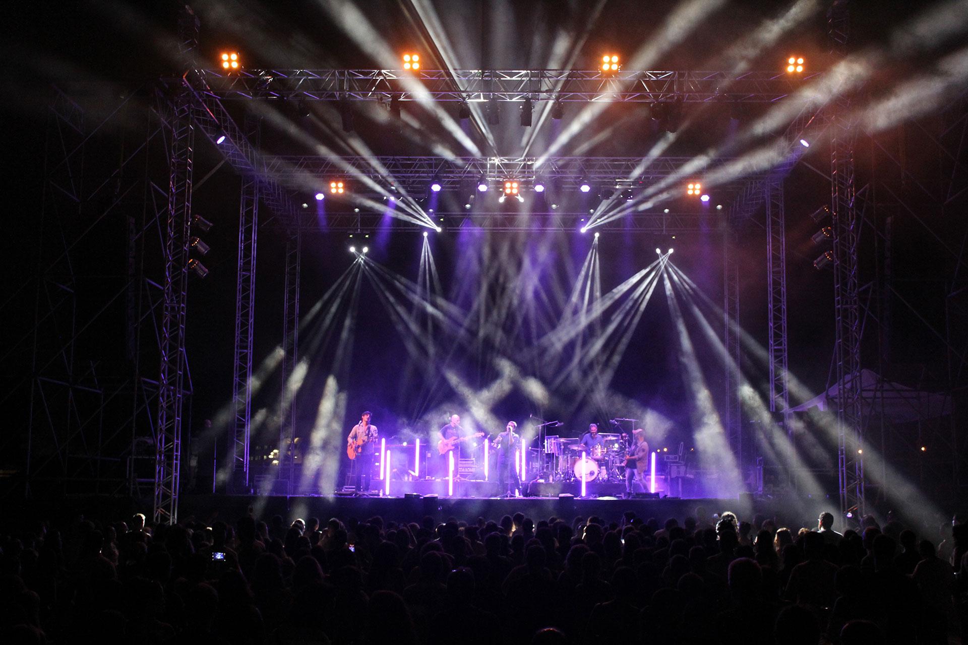 Serginho Moreira, concert Maldita Nerea Ibiza
