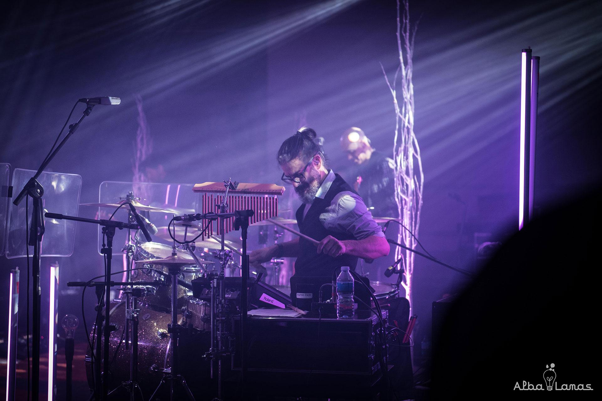 Serginho Moreira, concert Maldita Nerea Málaga