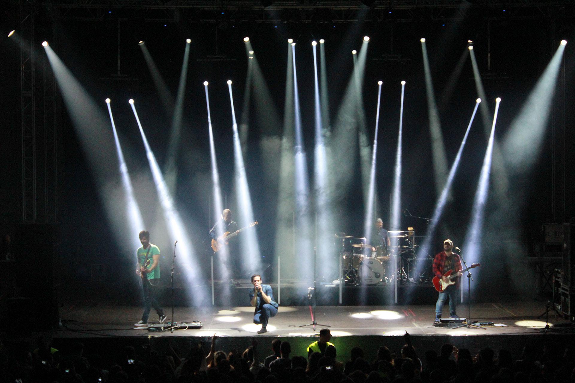 Serginho Moreira, concert Maldita Nerea Majadahonda